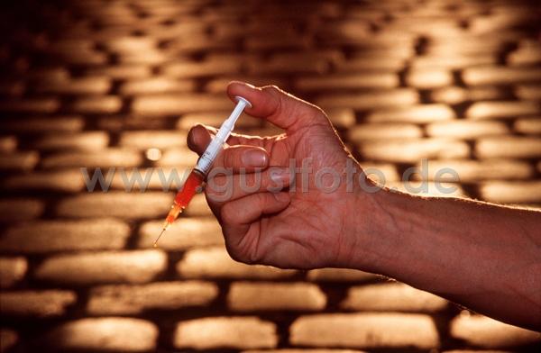 Heroinspritze